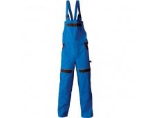 Pracovné nohavice s trakmi COOL TREND modré