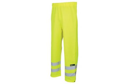Nepremokavé reflexné nohavice ARDON AQUA žlté