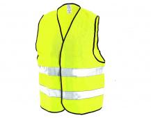 Reflexná vesta žltá / oranžová