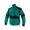 Pracovná bunda LUX EDA zelená