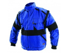Pracovná bunda LUX EDA modrá