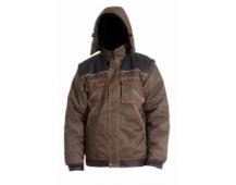 Pracovná zimná bunda IRVINE hnedá