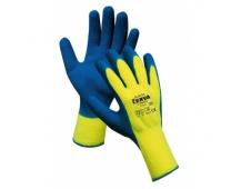 Zateplené pracovné rukavice BLUETAIL