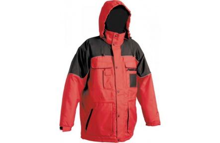 Pracovná zimná bunda ULTIMO červená