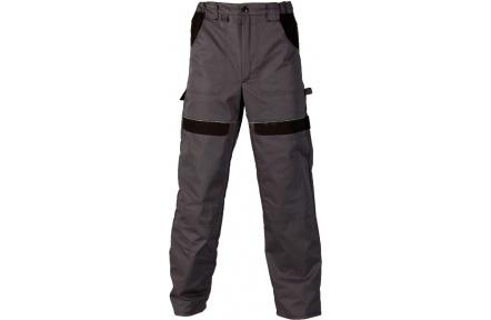 Pracovné nohavice COOL TREND šedo-čierne