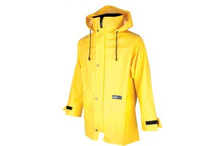 Pláštenka ARDON AQUA blúza s kapucňou žltá