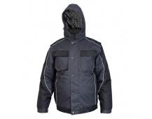 Pracovná zimná bunda IRVINE sivá