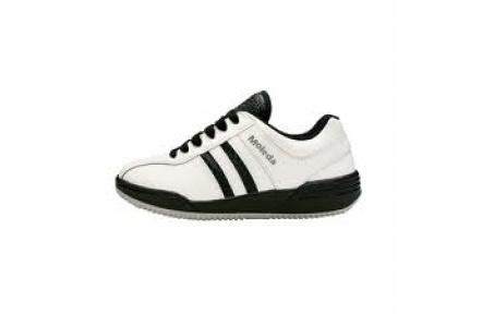 Športová obuv Moledo SPORT GOLF bielo-čierna