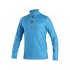 Mikina/tričko CXS Malone, modré, pánské