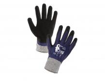 Pracovné rukavice RITA protiporezové